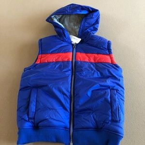 Gymboree Boys Puffer Vest